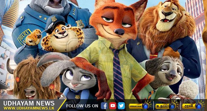 Hollywood screenwriter claims Disney 'copied' ideas for Zootopia